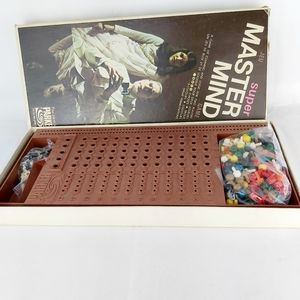 Vintage Super Master Mind game